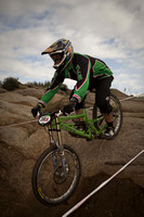 2011 Fontana City National DH race