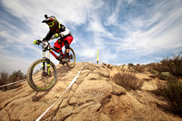 2014 Fontana City National Pro/Expert DH race